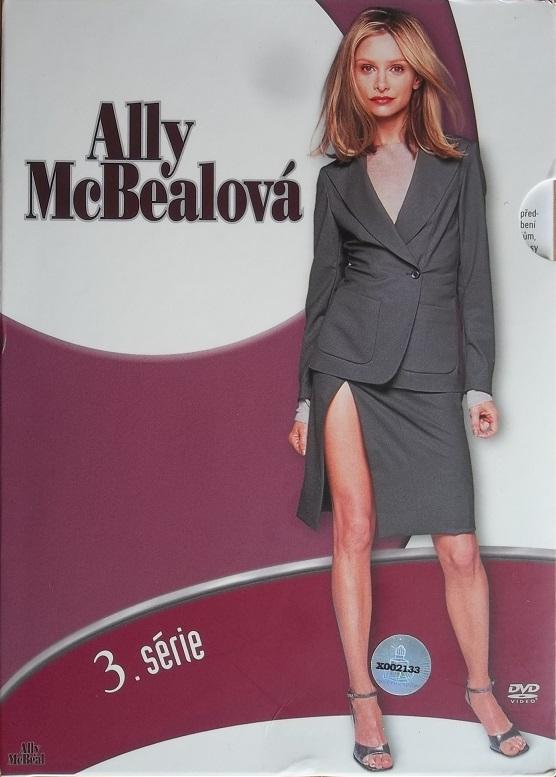 Kolekce Ally McBealová 3. série 6DVD