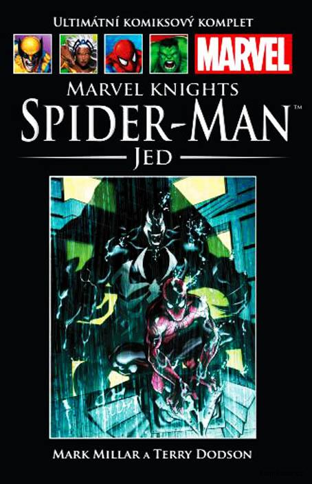 Ultimátní komiksový komplet 64 - Marvel Knights Spider-Man - Jed