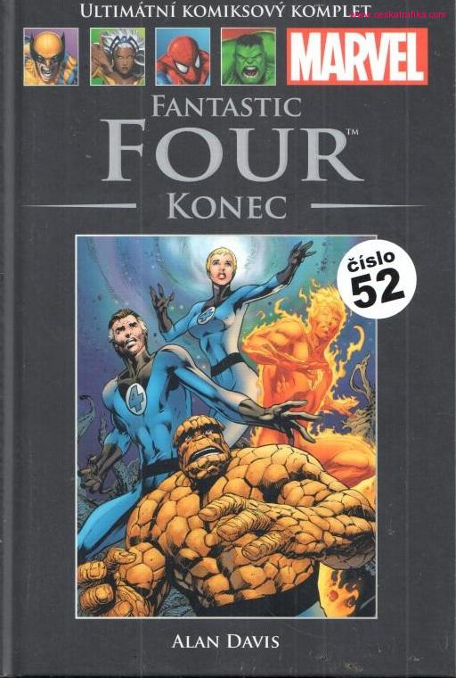 Ultimátní komiksový komplet 46 - Fantastic Four konec
