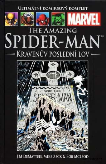 Ultimátní komiksový komplet 8 - The amazing Spide-Man - Kravenův poslední lov