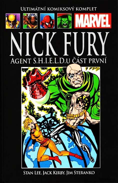 Ultimátní komiksový komplet 92 - Nick Fury - Agent S.H.I.E.L.D.U část první