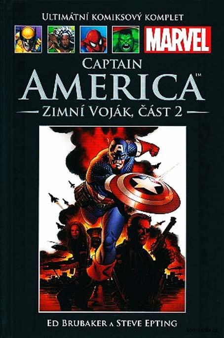 Ultimátní komiksový komplet 51 - Captain America - Zimní voják, část 2