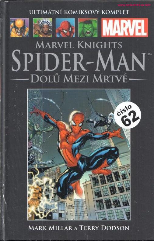 Ultimátní komiksový komplet 63 - Marvel Knights, Spider-Man - Dolů mezi mrtvé