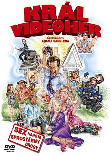 Král videoher - DVD