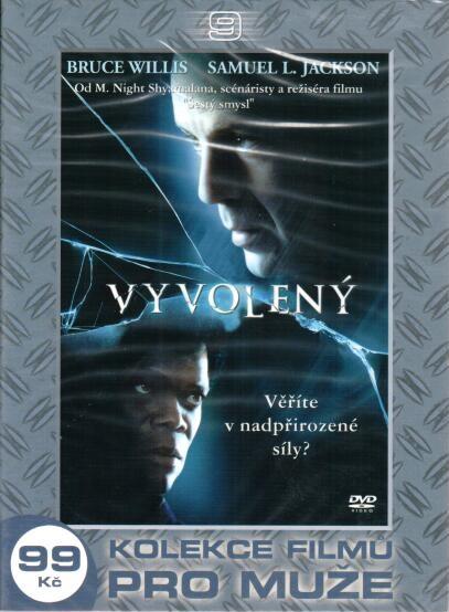 Vyvolený - DVD