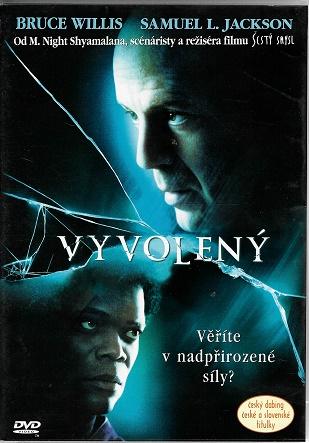 Vyvolený / Unbreakable ( Plast ) DVD