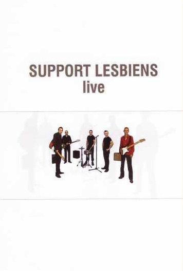 Support Lesbiens Live DVD