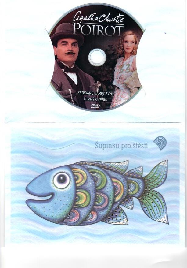 Poirot 33 - dárkový obal ( zboží z prodejny )
