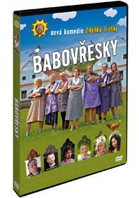 Babovřesky DVD plast