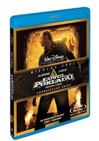 Lovci pokladů (Blu-ray)