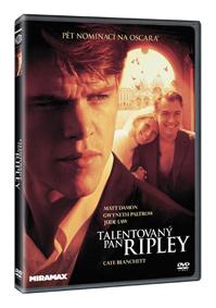 Talentovaný pan Ripley - DVD