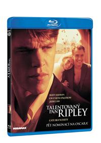 Talentovaný pan Ripley (Blu-ray)