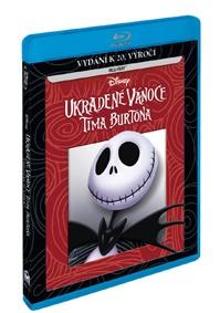 Ukradené Vánoce Tima Burtona (Blu-ray)