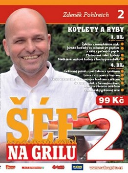 Šéf na grilu 2 - DVD
