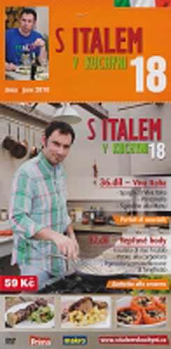 S Italem v kuchyni 18 - DVD