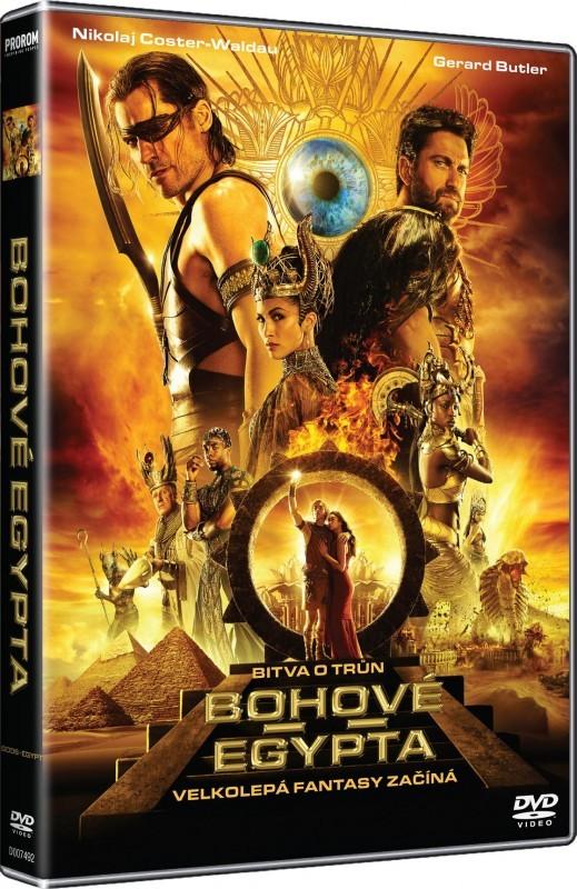 Bohové Egypta DVD plast