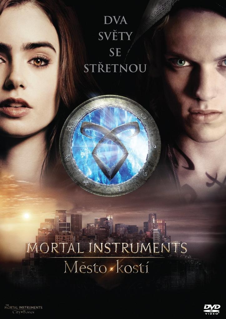 Mortal Instruments: Město z kostí - DVD