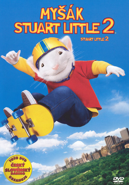 Myšák Stuart Little 2 - DVD