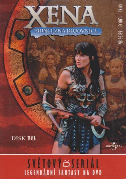 Xena disk 18 - DVD