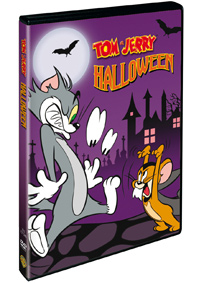 Tom a Jerry: Halloween DVD