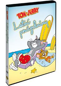 Tom a Jerry: Letní prázdniny ( plast ) - DVD