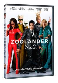 Zoolander No. 2. ( plast ) DVD