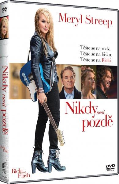 Nikdy není pozdě DVD