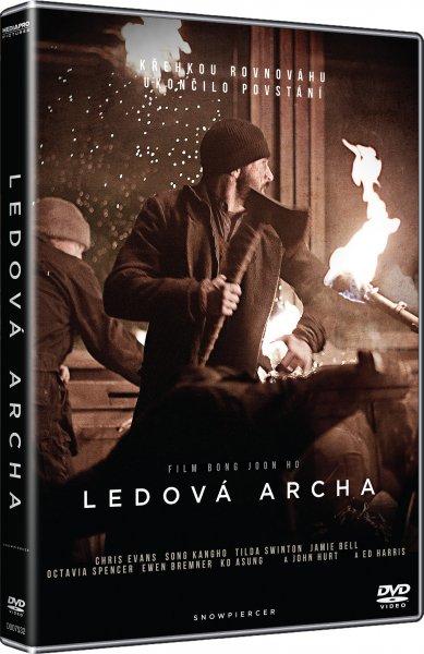 Ledová archa DVD