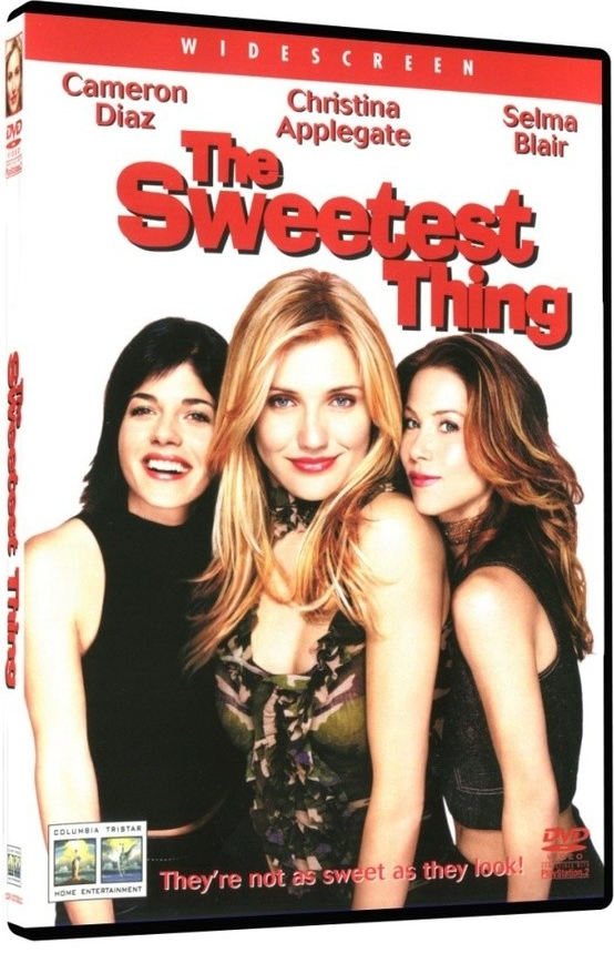 Prostě sexy / The Sweetest Thing DVD