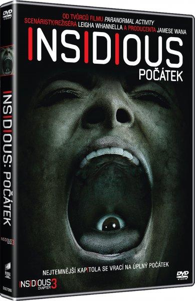 Insidious: Počátek DVD