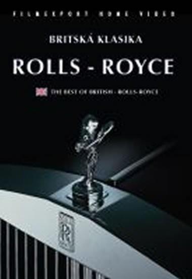 Britská klasika - Rolls-royce  Slim DVD