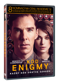 Kód Enigmy ( plast ) - DVD