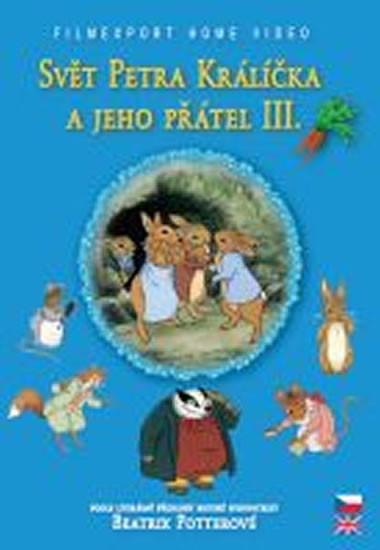 Svět Petra Králíčka a jeho přátel III. - DVD box slim