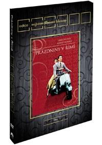 Prázdniny v Římě - Edice Filmové klenoty DVD