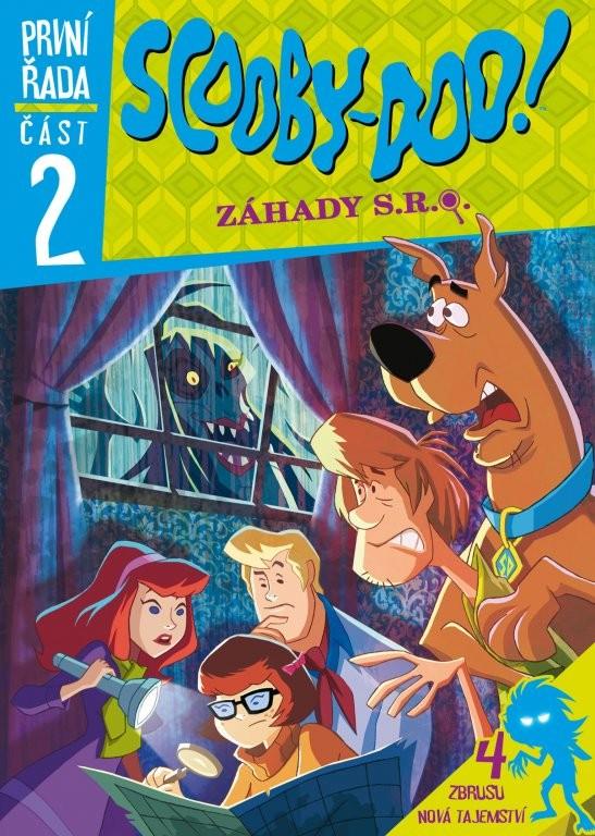 Scooby Doo: Záhady s.r.o. 2.část