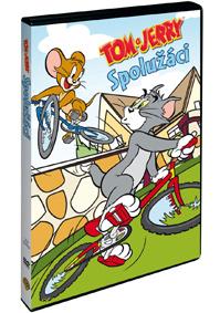 Tom a Jerry: Spolužáci ( plast ) DVD