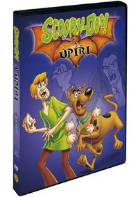 Scooby Doo a upíři DVD