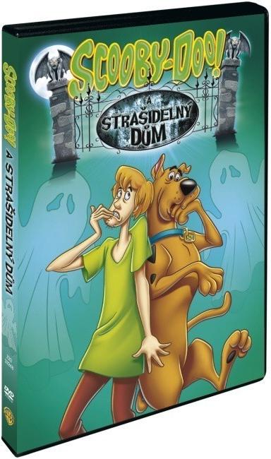 Scooby Doo a strašidelný dům - DVD