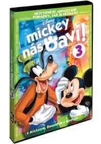 Mickey nás baví! - disk 3. DVD