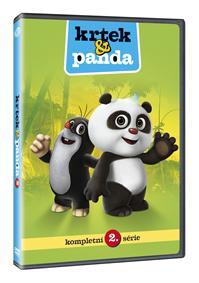 Krtek a Panda 2 DVD