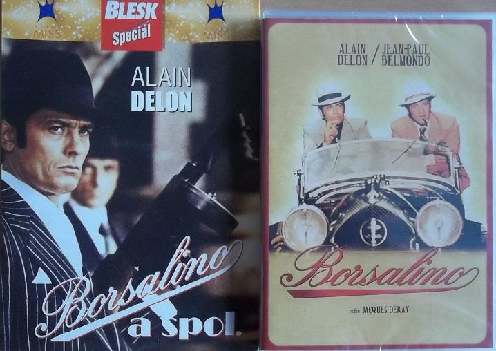 Kolekce Borsalino 2DVD
