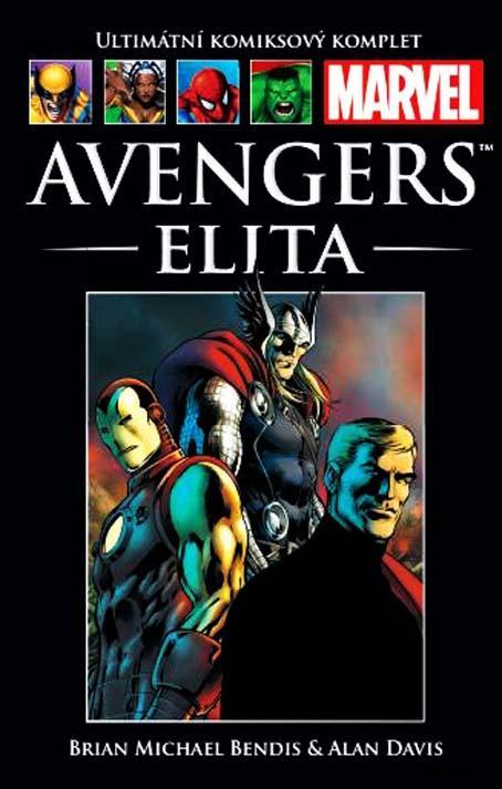 Ultimátní komiksový komplet 65 - Avengers - Elita
