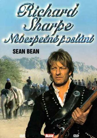 Richard Sharpe - Nebezpečné poslání - DVD