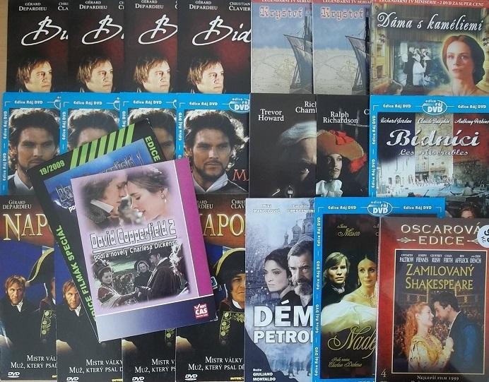 Kolekce Historická 23DVD