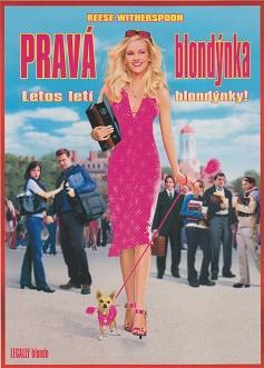 Pravá blondýnka ( zvuk český ) plast DVD