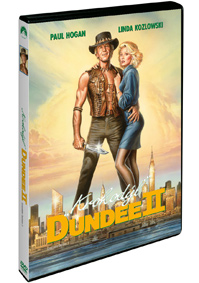 Krokodýl Dundee 2. DVD (dab.)
