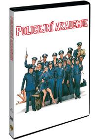 Policejní akademie DVD