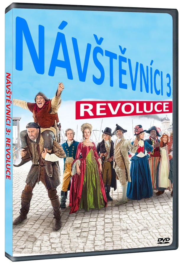 Návštěvníci 3: Revoluce - DVD