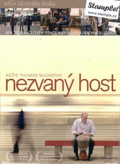 Nezvaný host - DVD