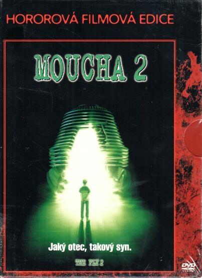 Moucha 2 - DVD